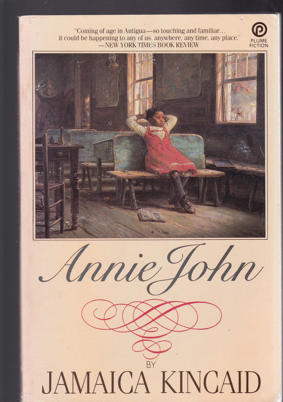annie john audiobook