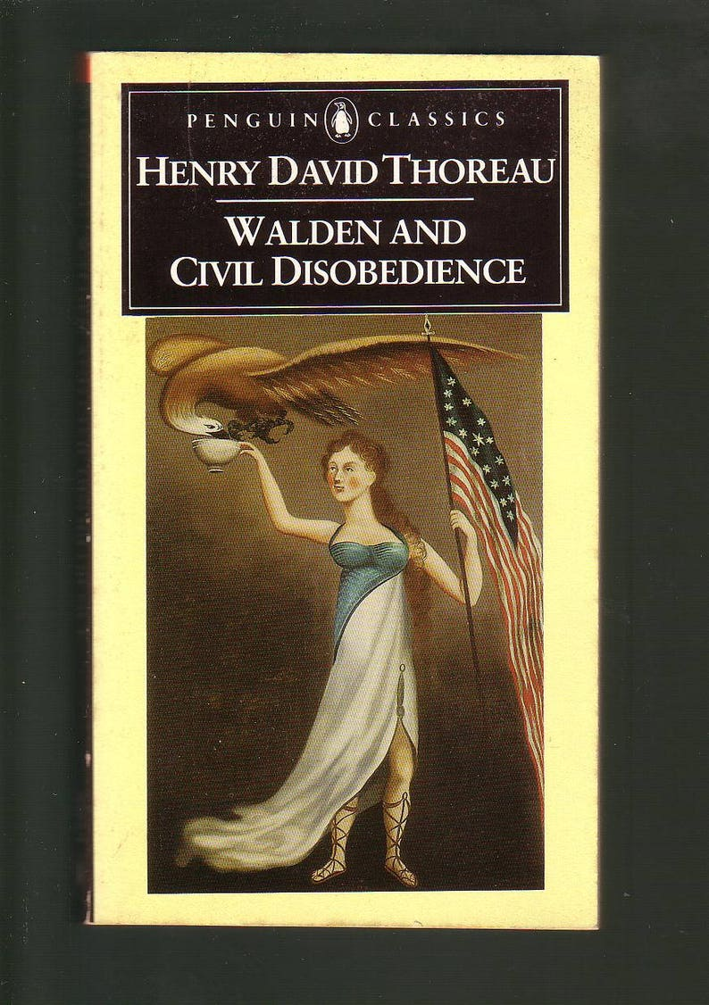 Walden and Civil Disobedience (Penguin Classics)