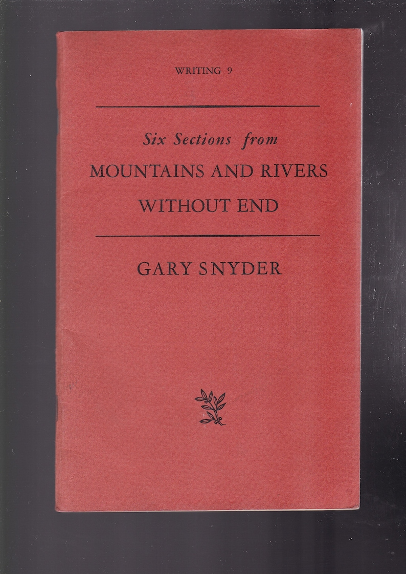Gary Snyder's Mountains and Rivers Without End. Four image 0