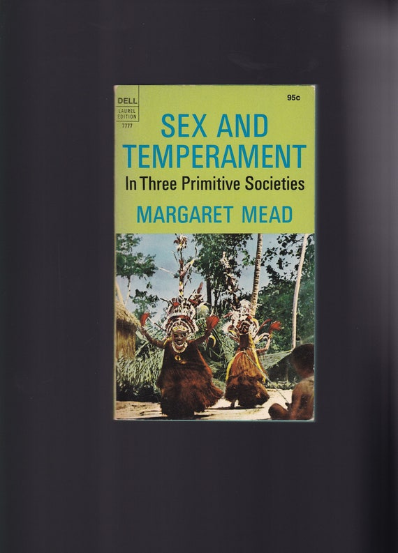 mead sex and temperament