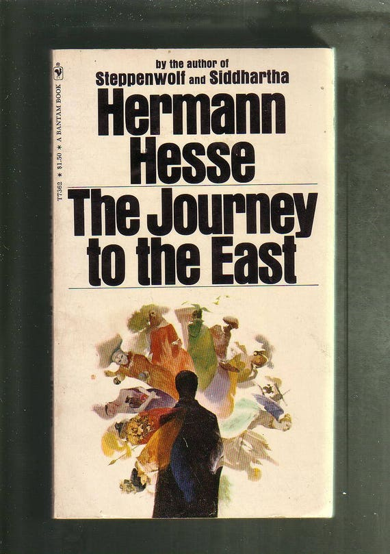 The Journey To The East By Hermann Hesse 1972 Bantam Etsy