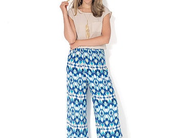 McCall's Sewing Pattern M7328 Misses' Wide-Leg Pants