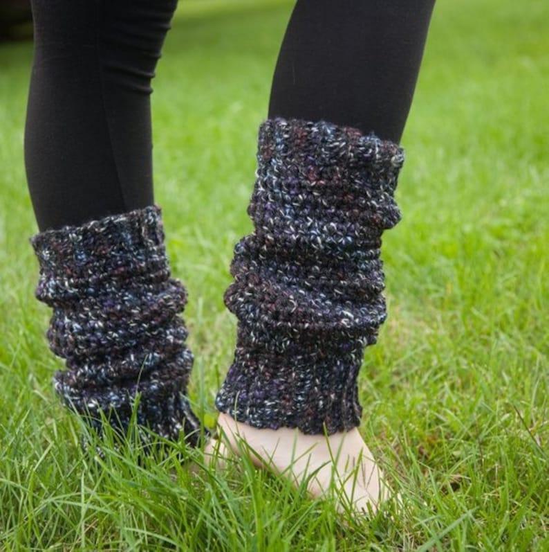 Childrens Leg Warmers Leg Warmers RTS in Deep Red and Deep Purple Girls Leg Warmers Knit Leg Warmers Womens Leg Warmers