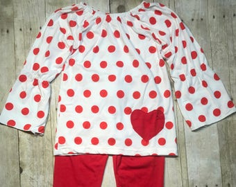 Red Love Boutique Outfit