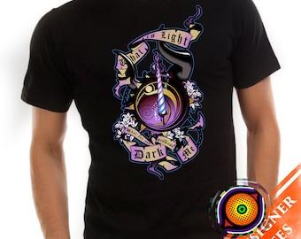 Legend - Final Words T-Shirt Legend Devil Darkness Movie Unicorn Shirt
