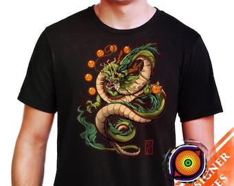 Shenron - Dragonball T-Shirt Dragon Goku DBZ Anime Shirt