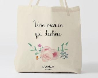 W161Y tote bag wedding, custom tote bag, tote bag, diaper bag, wedding bag, bridesmaid tote bag cotton bag, bridesmaid bag, bachelorette party