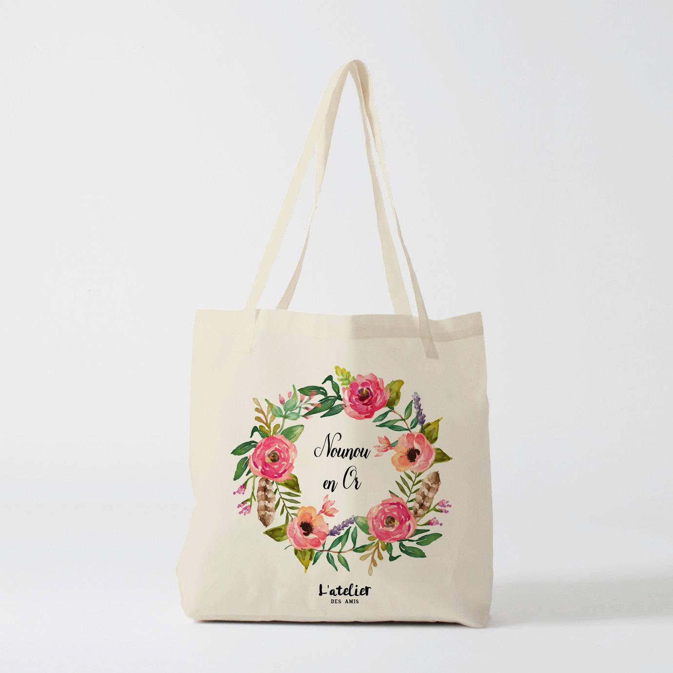 w125y tote bag personnalis sac de toile cabas sac etsy. Black Bedroom Furniture Sets. Home Design Ideas