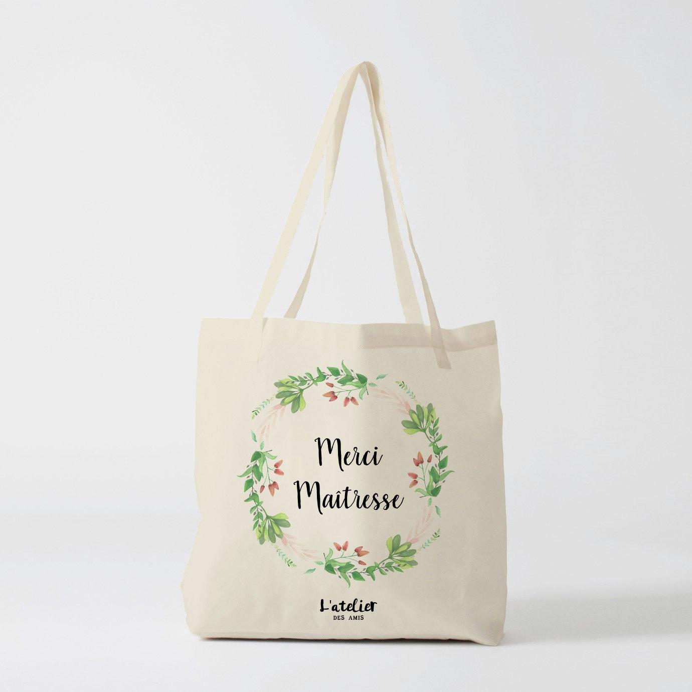 w147y tote bag personnalis ma tresse sac de toile cabas. Black Bedroom Furniture Sets. Home Design Ideas