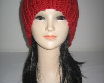 100% Merino Wool chunky Hat