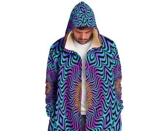 Trance Nectar Micro Fleece Cloak
