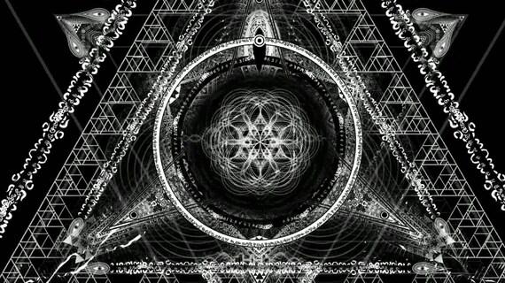 Sacred Geometry VJ Loop Pack