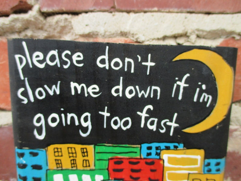 The Strokes lyrics painting on recycled wood, Reptilia song art, The  Strokes band, rock lyrics art, song lyric art, The Strokes wall art