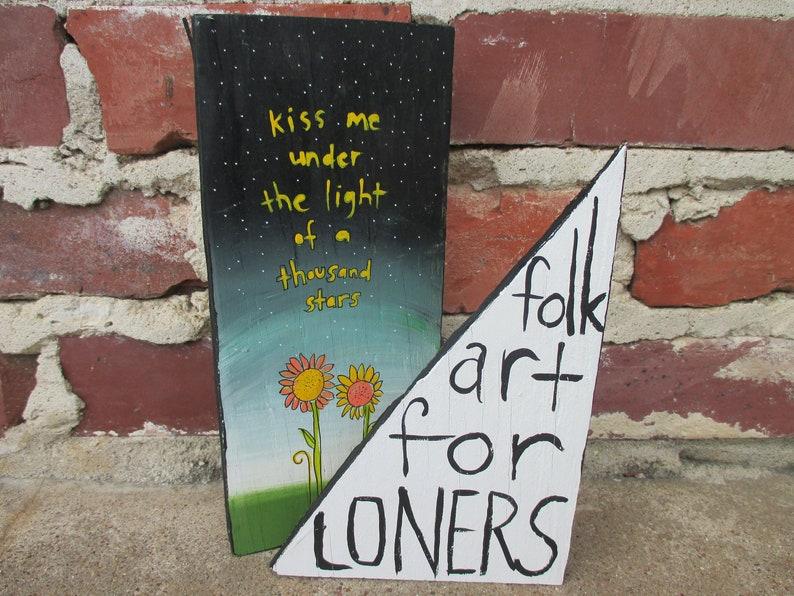 Ed Sheeran lyrics painting on recycled wood, Thinking Out Loud song lyrics,  Kiss me under the light of a thousand stars, Ed Sheeran wall art