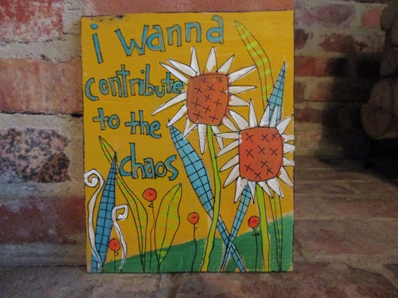 The Front Bottoms Lyrics Painting On Salvaged Wood Twin Size Etsy