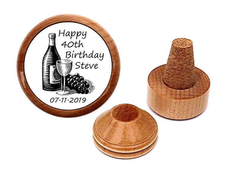 Personalised 40th Birthday Gift Present Idea Husband Him Men