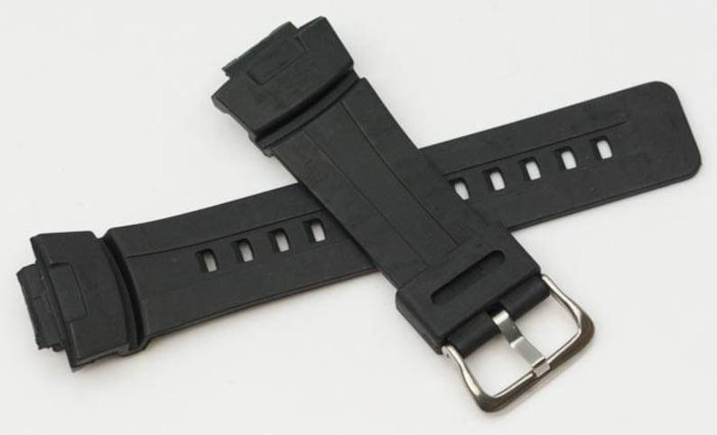 b796f2b0629e9 Wymiana Casio pasek zegarka 523FY1 G-Shock G101 16mm uchwyty