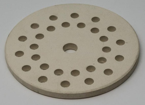 Honeycomb Soldering Tray with 20 Ceramic Pins J2303