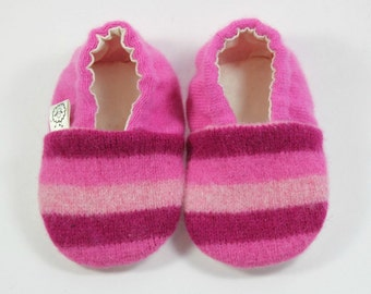 786e717f9fe Handmade Eco Friendly Wool Slippers   Baby Shoes by SheepyShoes