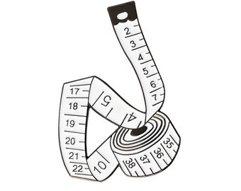 measuring tape pin etsy Tape Measure with Fractions tape measure pin pin game sewing lapel pin measuring tape pin crafting pin seamstress pin tie tack tailor s gift ilovecheestgrits