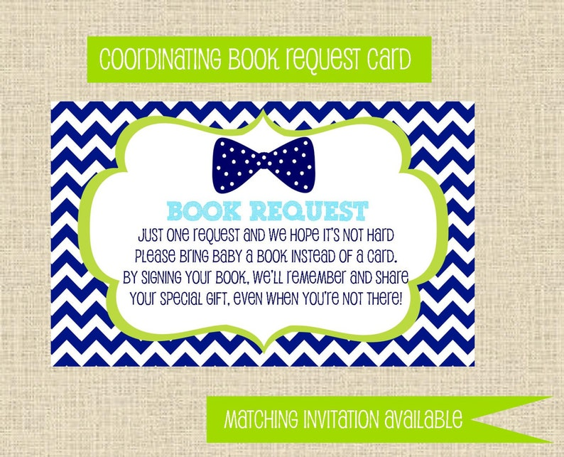 INSTANT DOWNLOAD...Oh Boy Bow Tie Baby Boy Printable Book image 0