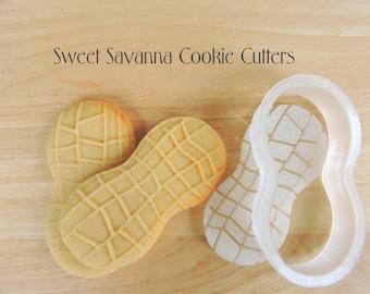 Peanut Cookie Cutter