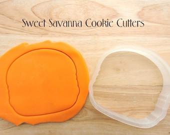 Hamburger Cookie Cutter - Burger Cookie Cutter
