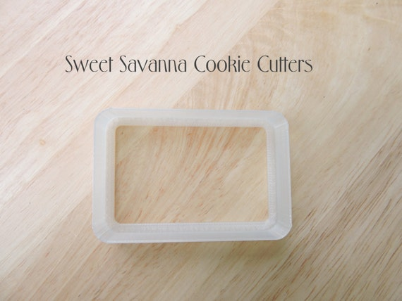 Rounded Rectangle Cutters Maxi