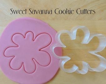 Paint Blob Cookie Cutter - Paint splatter