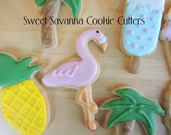 Flamingo Cookie Cutters