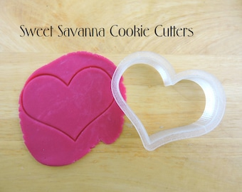 Heart Cookie Cutter No6