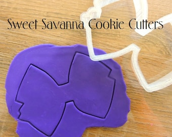 Bow Cookie Cutter N4