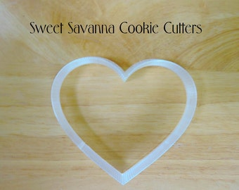 Heart Cookie Cutter No4