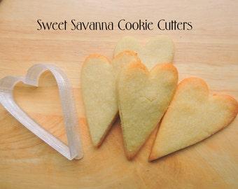 Heart Cookie Cutter - Primitive Heart