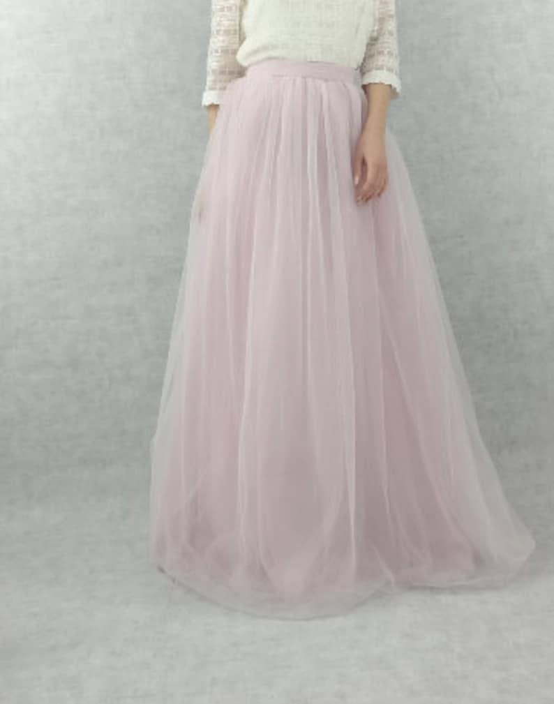 Taille 38 En Mariée Pour 36 De Rose Robe Tulle Jupe Longue Promotion Et Poudré sCQrthdx
