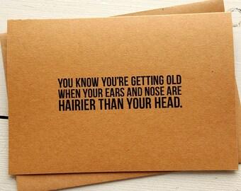 Dad Birthday Card - Friend Birthday Card - Dad Card - Best Friend Card - Funny Birthday Card - Funny Friend Card - Funny Greeting Cards
