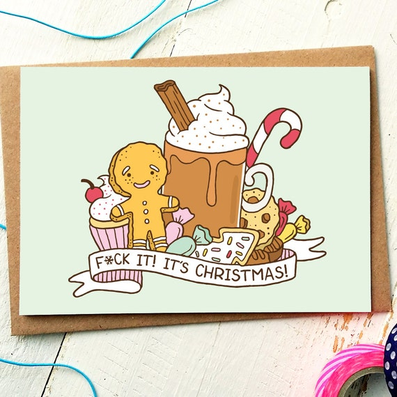 Funny holiday card funny christmas card funny friend card m4hsunfo