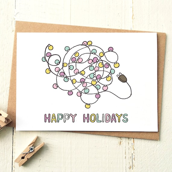 Funny christmas card funny holiday card funny friend card etsy image 0 m4hsunfo