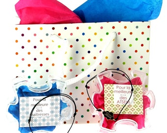 Duo gift centerpiece and home