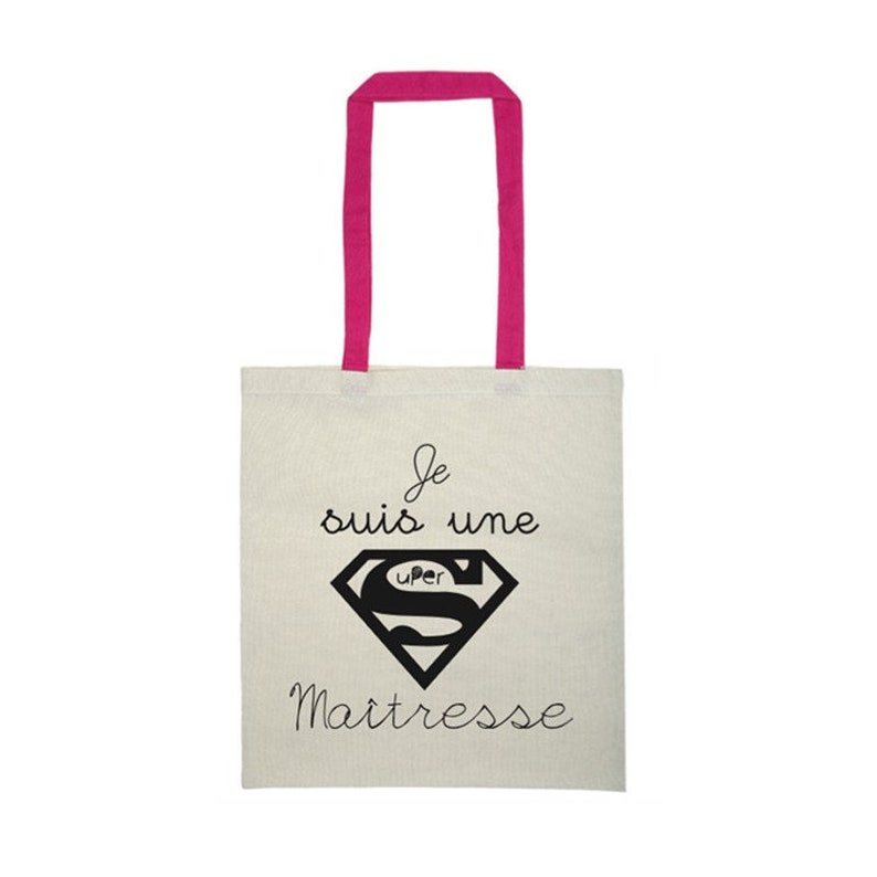Personalized super master bag Tote