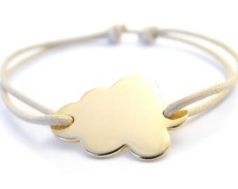 Baby Cloud Custom Bracelet