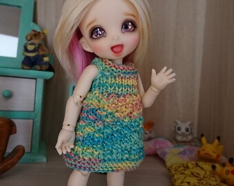 Pukifee / Lati Yellow dress