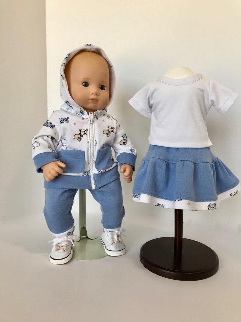 American Girl Doll Bitty Baby Hoodie New