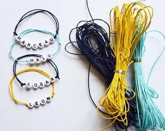 Personalize bracelet