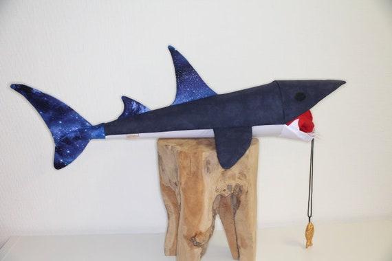 Gut Schultüte Hai Blau/Galaxy | Etsy