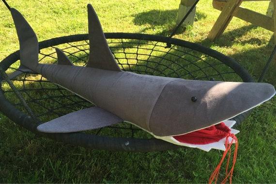 Nähanleitung Und Schnitt Schultüte Hai | Etsy