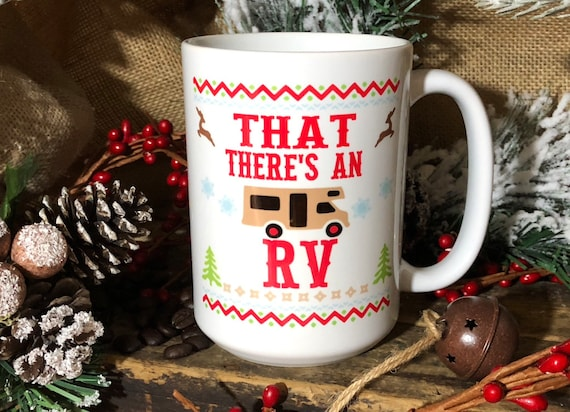 Cousin Eddie That Theres An Rv 15 Ounce Or Etsy