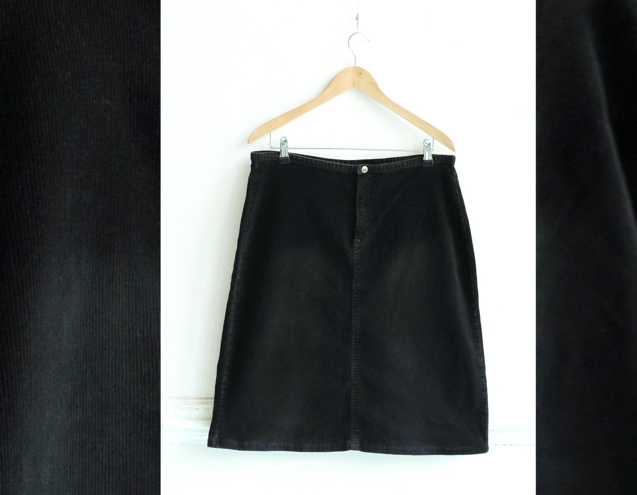 2c9adbdb8e Amazon.co.uk: cord skirt: Clothing. Womens ...
