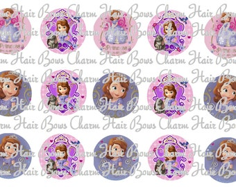 princess sophia bottle cap images