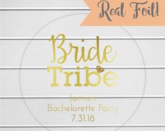 Bride Tribe Stickers
